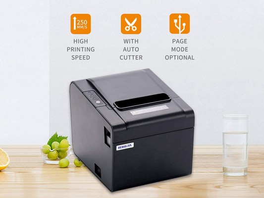 Rongta RP326 80mm USB, serial, Ethernet Interface POS receipt thermal printer